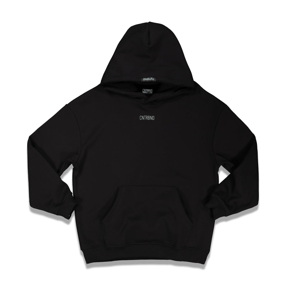 CNTRBND Forever Hoodie In Black - CNTRBND