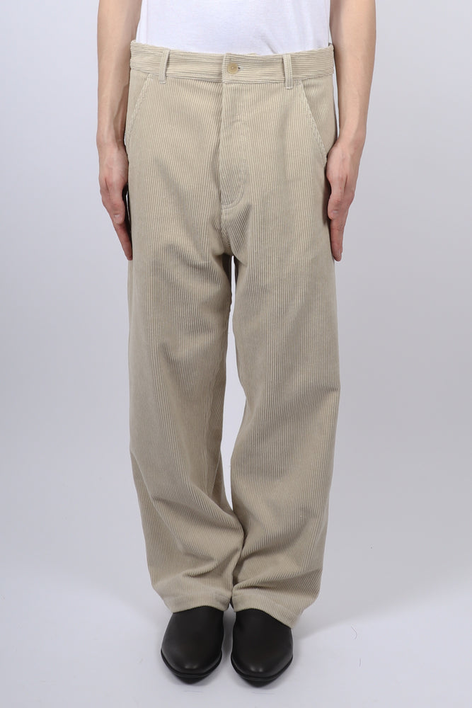 Load image into Gallery viewer, Haider Ackermann Docker Workwear Trousers In Sand