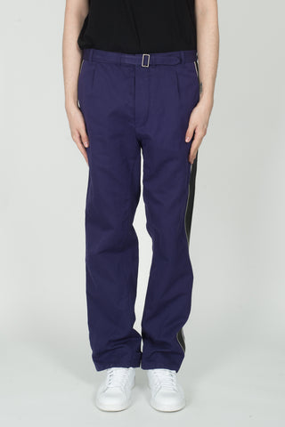 Haider Ackermann Perth Jogging In Gardone Plum
