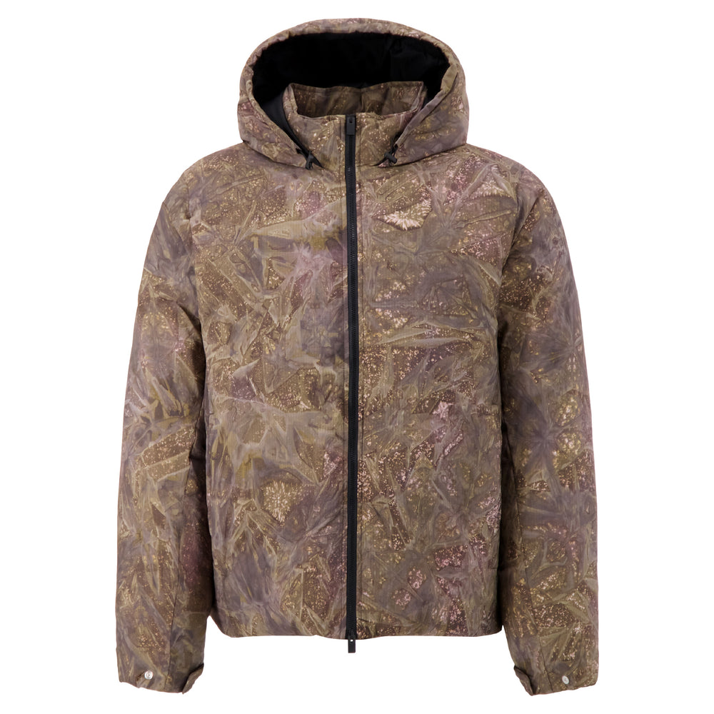 Load image into Gallery viewer, Alyx Camo Hooded Puffer In Camo Green