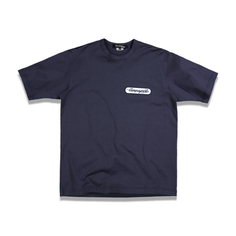 Campagnolo T-Shirt In Navy - CNTRBND