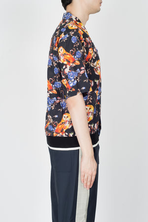 Load image into Gallery viewer, 3.1 Phillip Lim S/S Souvenir Top In Midnight