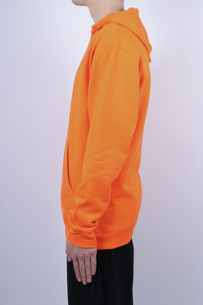 CNTRBND MONTREAL City Hoodie In Orange