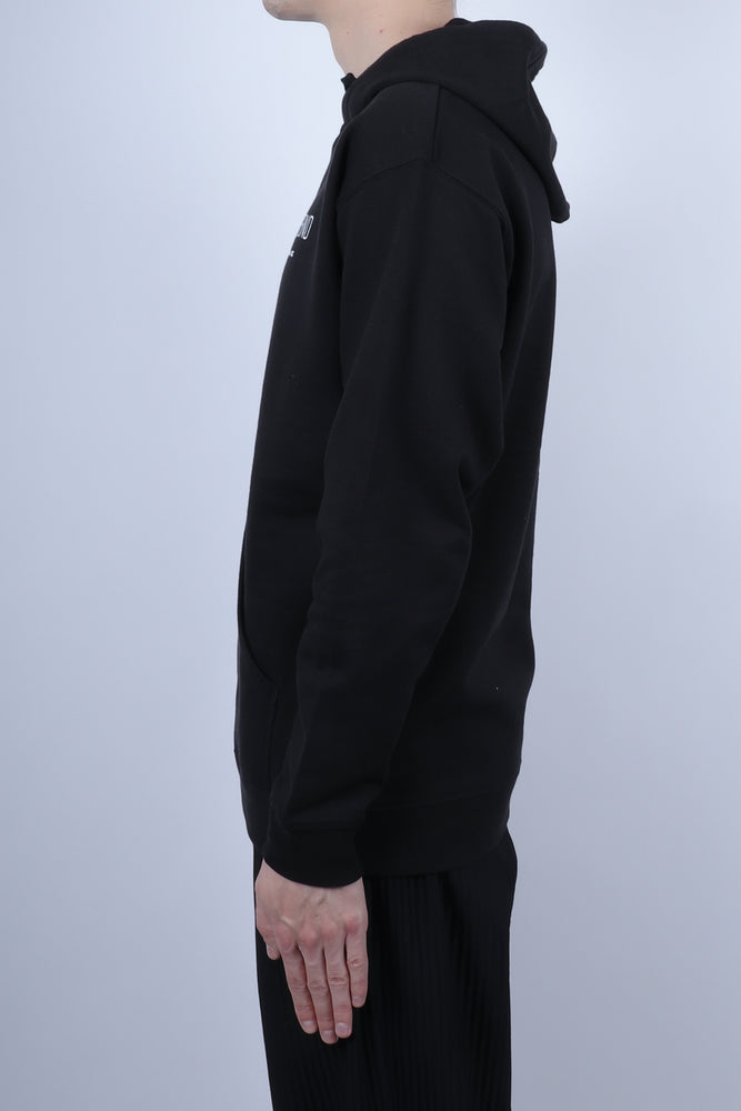 CNTRBND MONTREAL City Hoodie In Black - CNTRBND