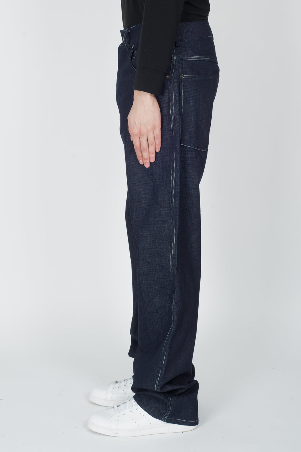 Missoni Classic Denim Jeans In Dark Indigo