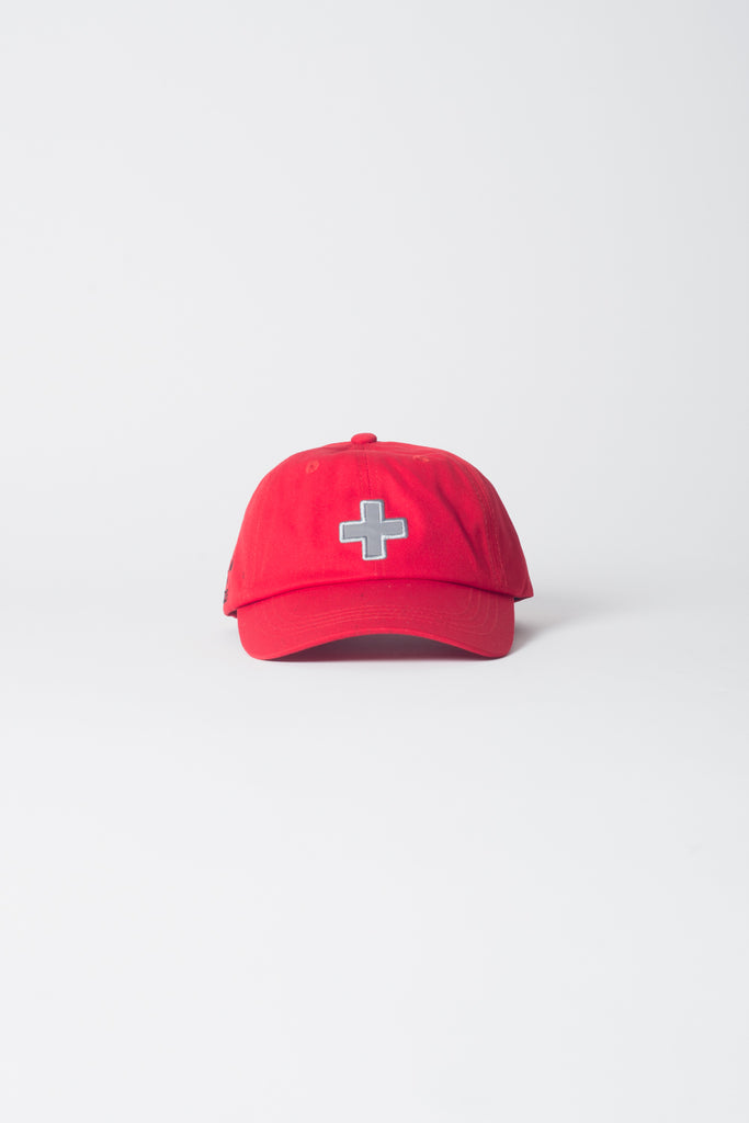 Places+Faces 3M Plus Cap In Red