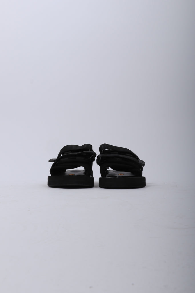 SUICOKE Moto VS Sandals In Black
