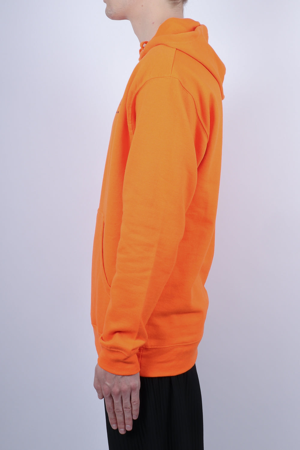 CNTRBND TORONTO City Hoodie In Orange