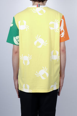 Load image into Gallery viewer, Thom Browne Seasonal Funmix S/S Tee In Multi
