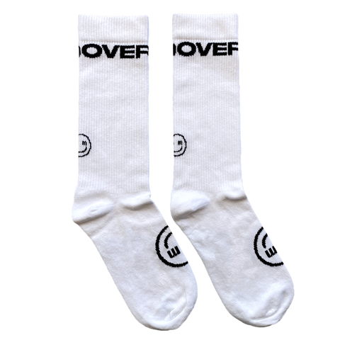 SMILE SOCK : WHITE