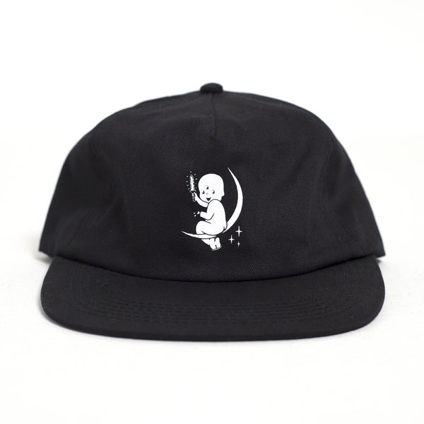 BAD MOON 5 PANEL - BLACK
