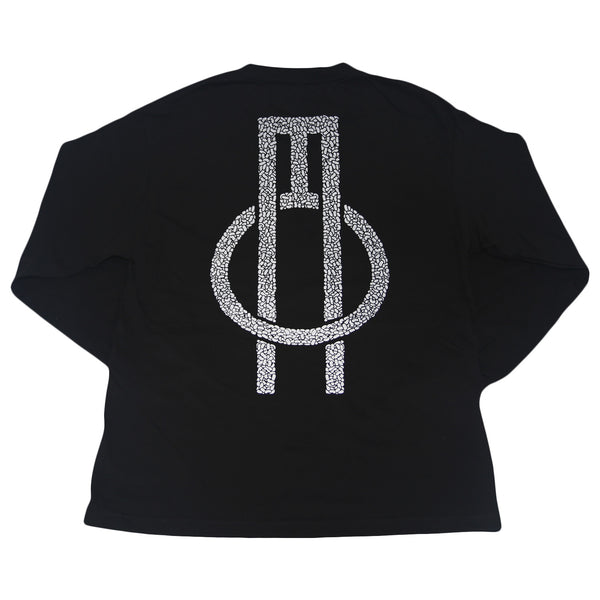 GALLOWS LS - BLACK