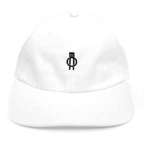 GALLOWS DAD HAT - WHITE