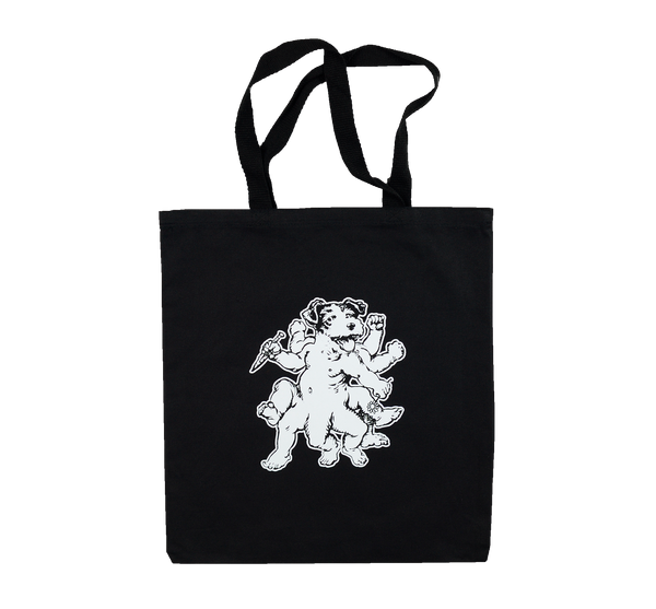 GIGAPUP : CANVAS TOTE