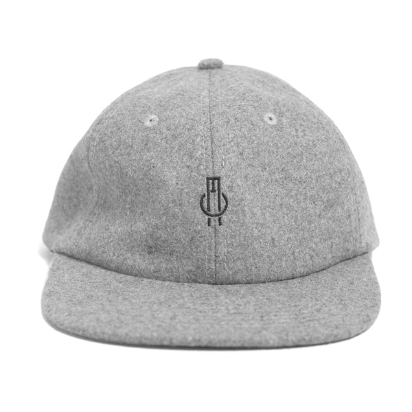 LOGO 6 PANEL - MELTON WOOL