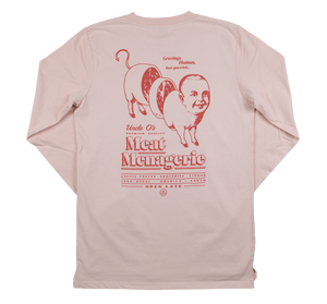 MEAT : L/S PINK