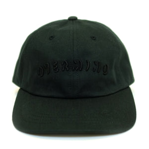 SHADOW DAD HAT - BLACK