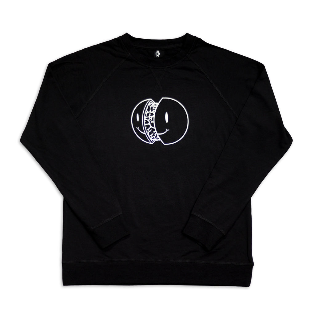 SMILE CREWNECK SWEATER