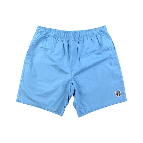 WARG BEACH SHORT : LIGHT BLUE