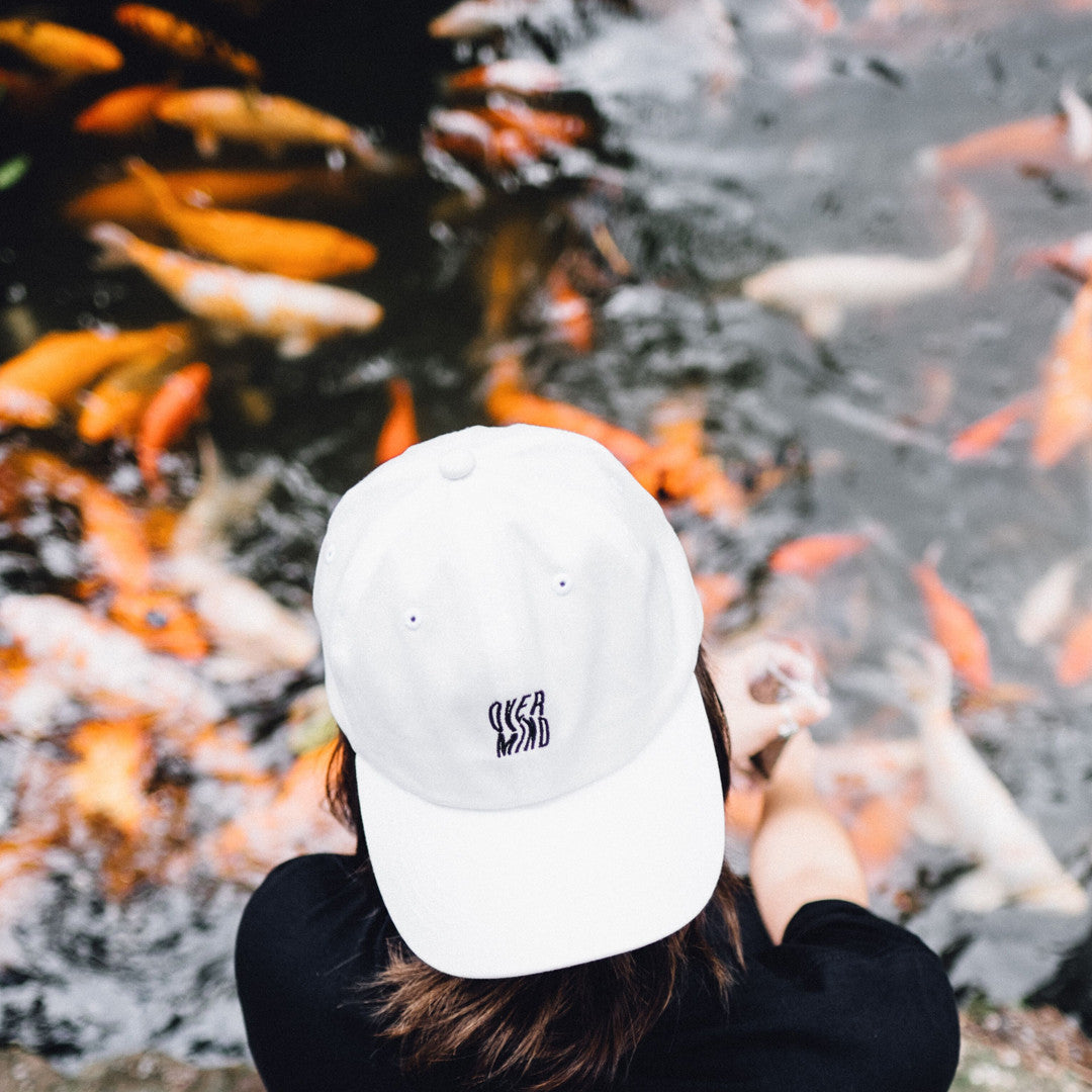 WARP LOGO 6-PANEL - WHITE