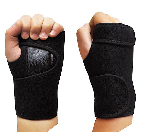 OmniBrace-Carpal Tunnel Wrist Brace with Metal Splint - OmniBrace