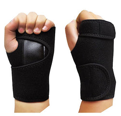 OmniBrace-Neoprene Carpal Tunnel Wrist Brace w/ Self Heating Fabric - OmniBrace