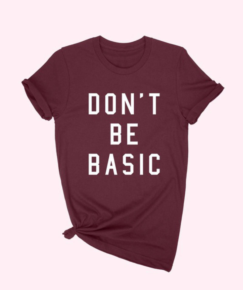 Basically Basic Tee