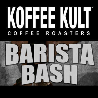 Our First Successful Barista Bash