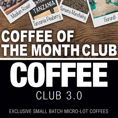 Coffee Club: June Edition