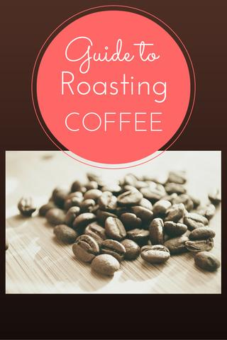 Coffee Roasting Guide: Light to Dark Roast