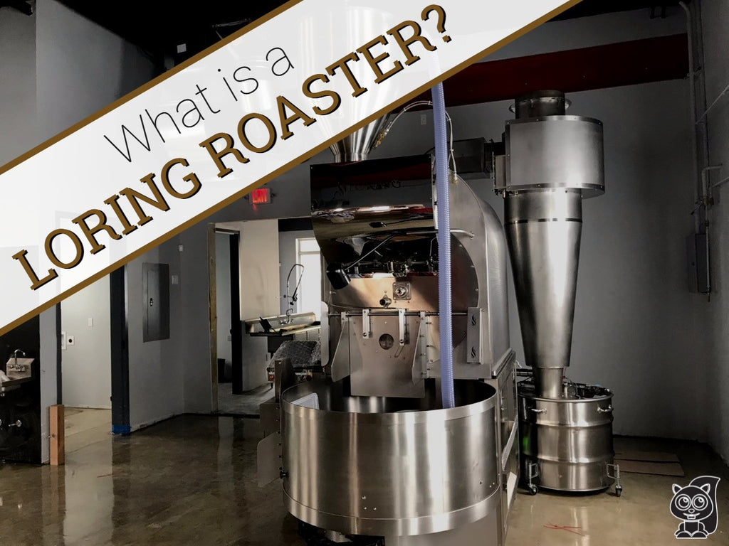 What is a Loring Roaster?