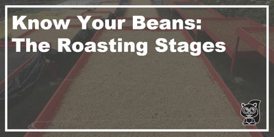 Know Your Beans: Roasting Stages