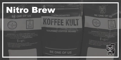 Koffee Kult's Nitro Brew Coffee