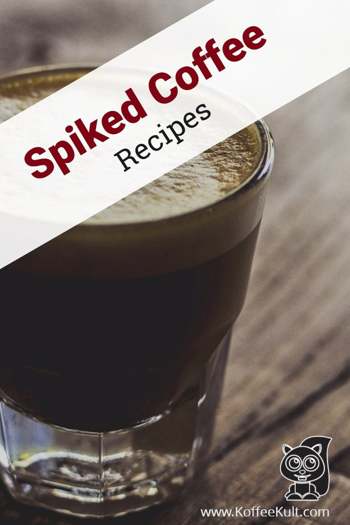 Spiked Coffee Recipes