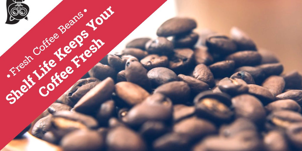 Fresh Coffee Beans: Shelf-Life Keeps Your Coffee Fresh!