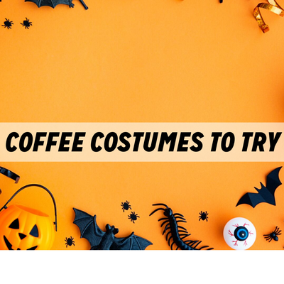 Coffee Costumes for Halloween