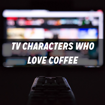 TV Characters Who Love Coffee: Costume Inspiration for Halloween
