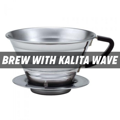 How to Brew: Kalita Wave 101