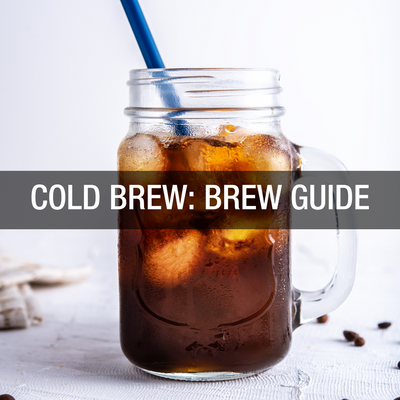 How to Brew: Cold Brew 101