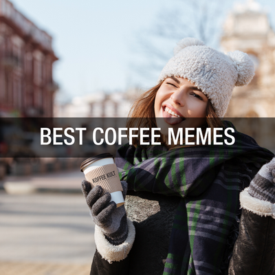 Best Coffee Memes & Quotes