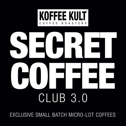 Secret Coffee Club 3.0