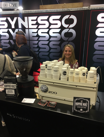 Koffee Kult SCA Expo Synesso