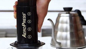 Aeropress coffee guide