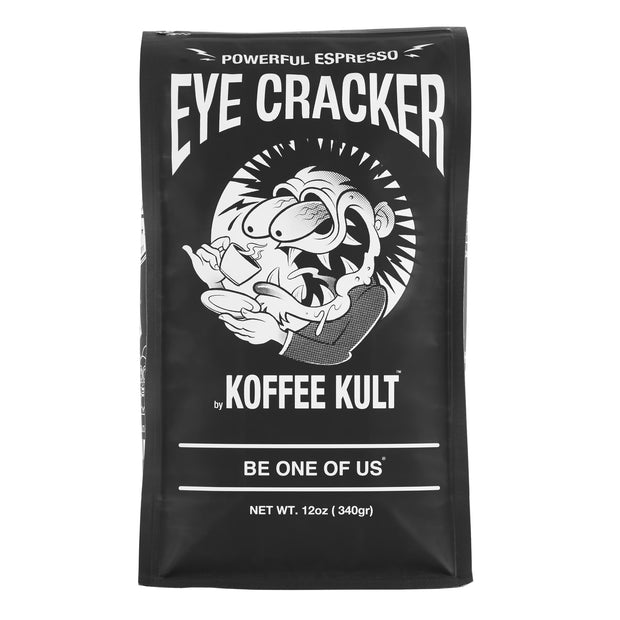 Eye Cracker Espresso Beans