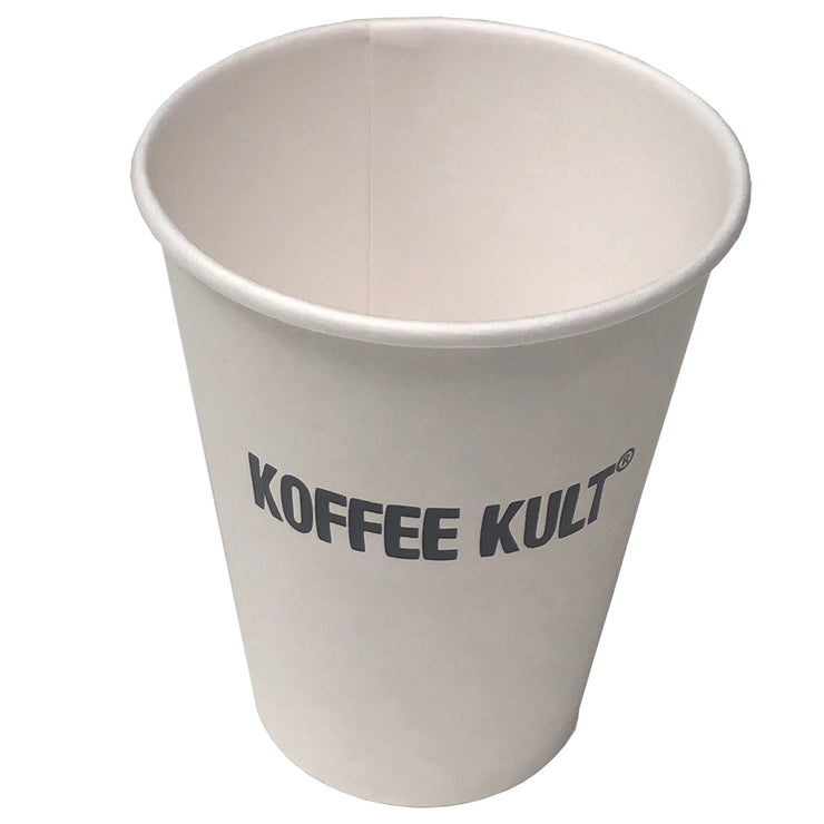 Koffee Kult Single Wall Paper Hot Cups