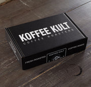 2 x 12oz Coffee Gift Box