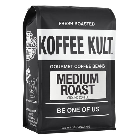 Medium Roast Coffee
