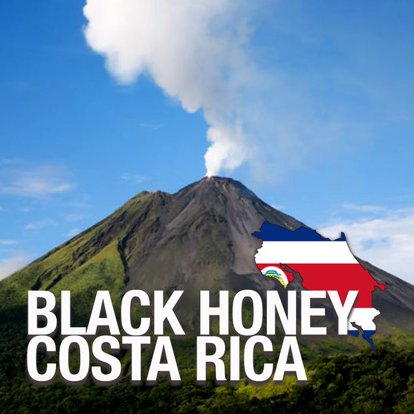 Cumbres del Poas Black Honey Costa Rica
