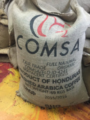 Honduras COMSA  - MICRO LOT - Fair Trade, Shade Grown certified