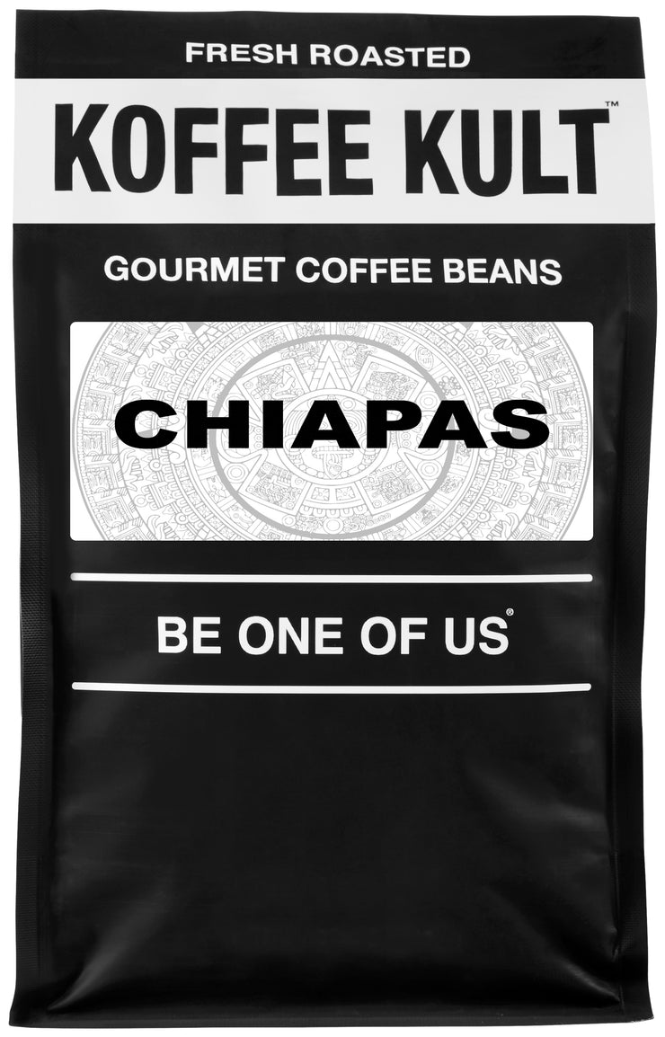 Chiapas Mexico Coffee
